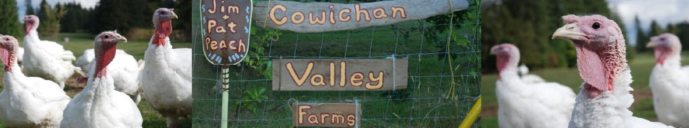 Cowichan Farms Banner
